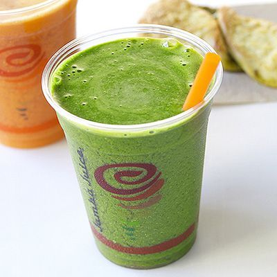 Jamba Juice: Great Greens