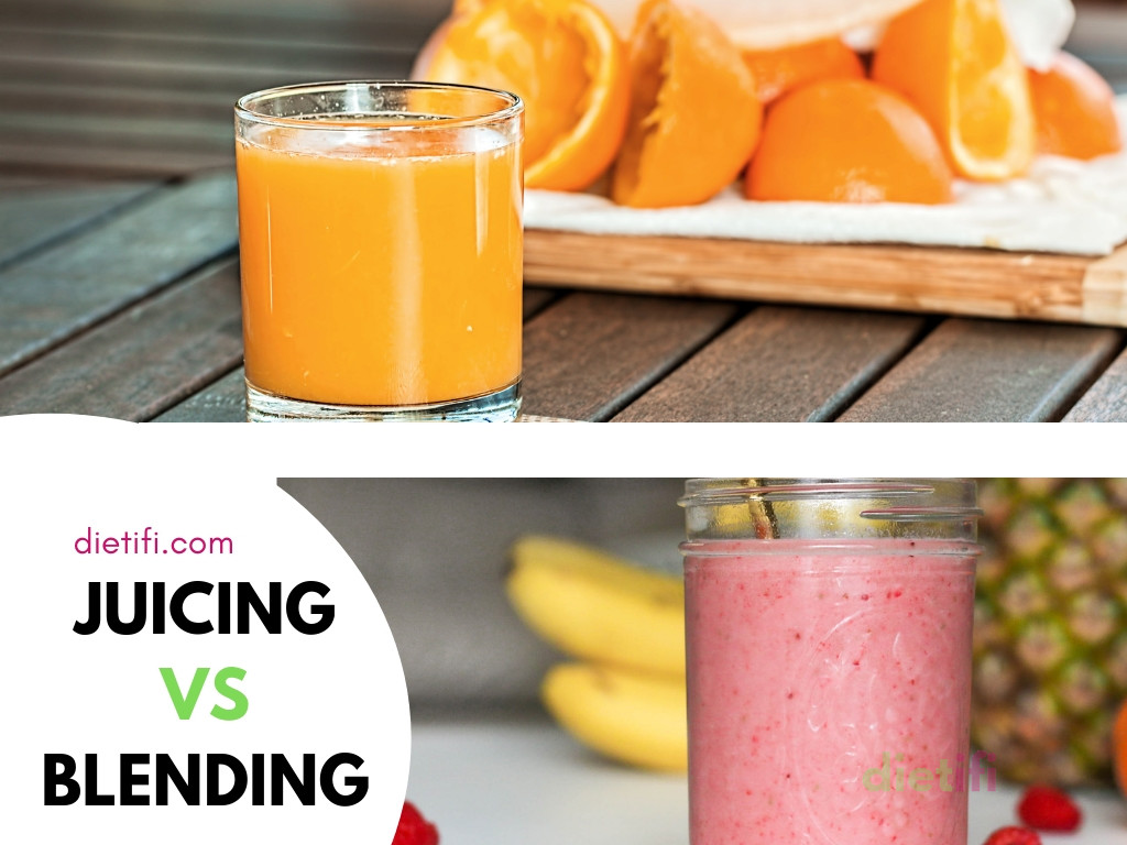Juicing vs Blending: The Unnecessary Debate