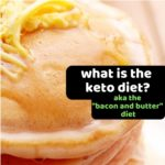 "What is the Keto Diet? aka the ""Bacon & Butter"" Diet"